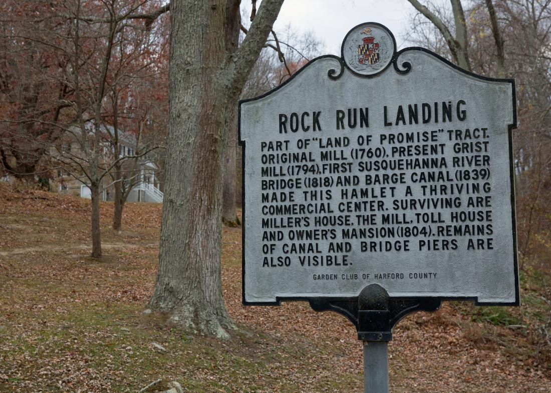 Rock Run Landing