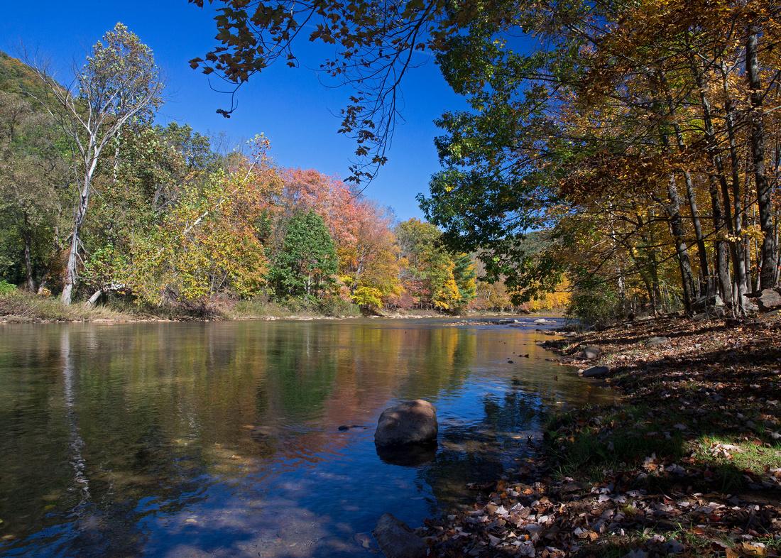 Bennet Branch of Sinnemahoning Creek