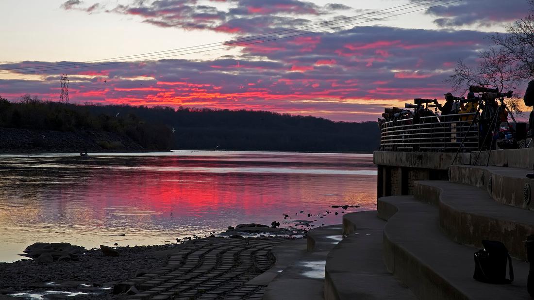 Conowingo Dam Sunrise