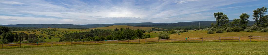 Winslow Hill Panorama