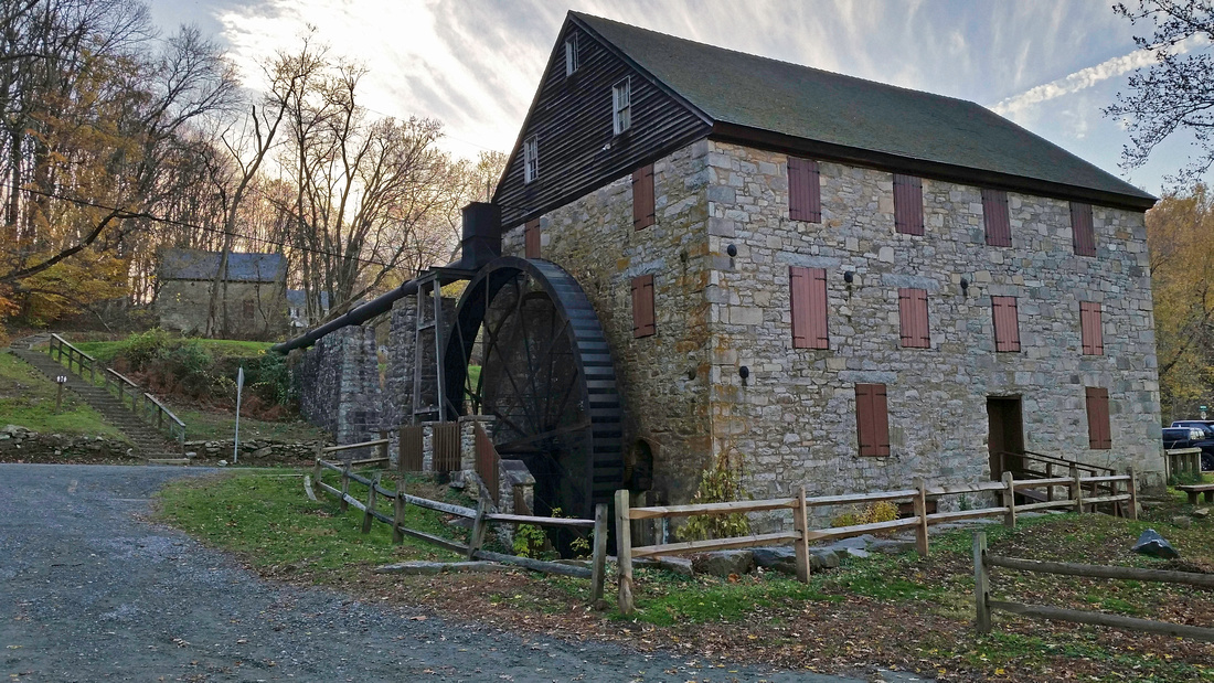 1794 Grist Mill