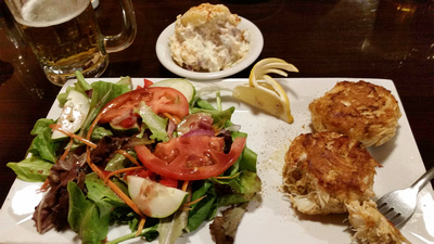 Maryland's #1 Crab Cake